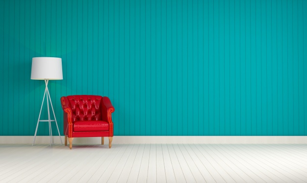 blue-wall-with-a-red-sofa_1286-149